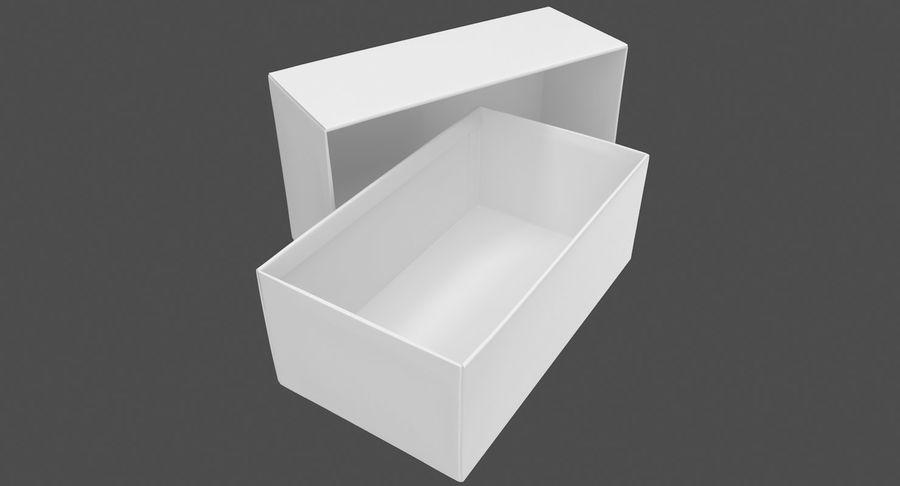 White Box royalty-free 3d model - Preview no. 3