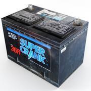 Akumulator 3d model