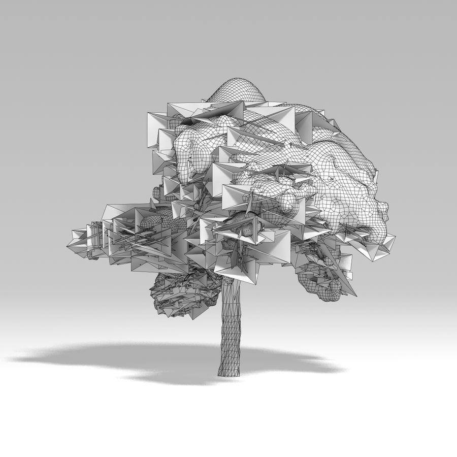 スノーツリーV5 royalty-free 3d model - Preview no. 8