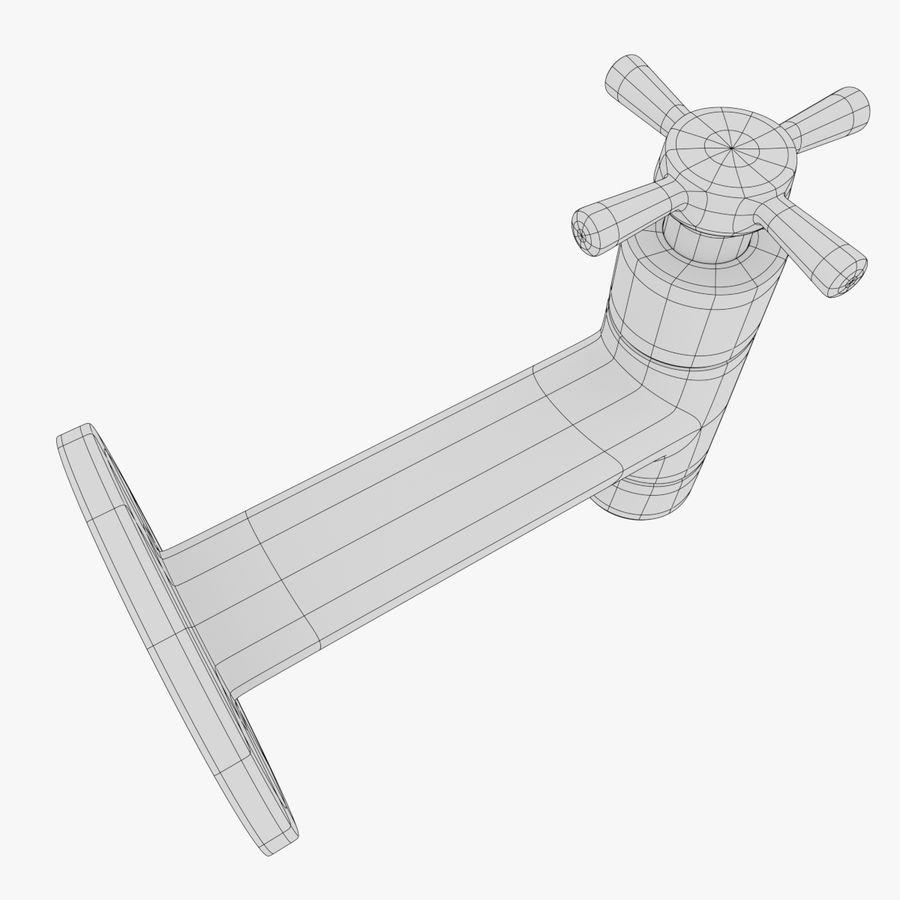 Kran royalty-free 3d model - Preview no. 23