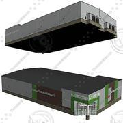 家の環境214 3d model