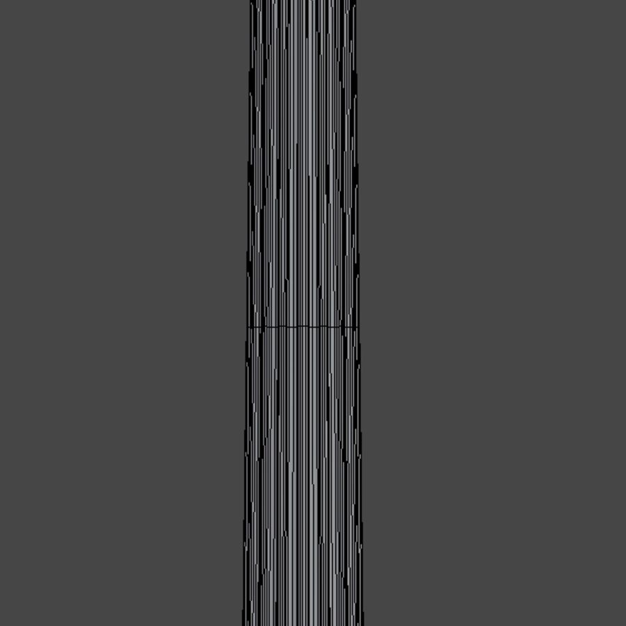 Doric Column royalty-free 3d model - Preview no. 15