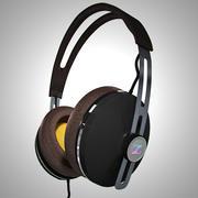 Sennheiser hoofdtelefoon 3d model
