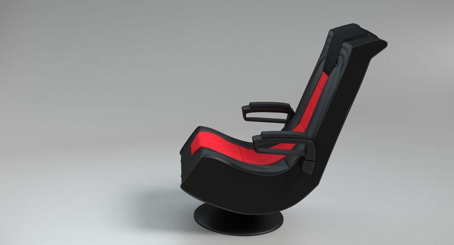 Chaise de jeu royalty-free 3d model - Preview no. 7