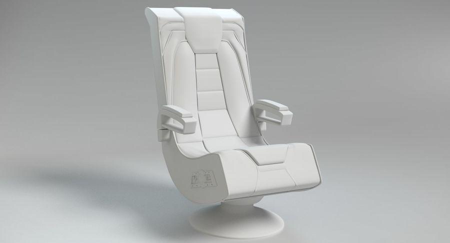 Chaise de jeu royalty-free 3d model - Preview no. 10