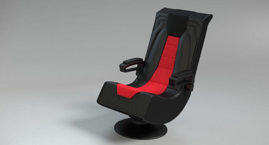 Chaise de jeu royalty-free 3d model - Preview no. 8
