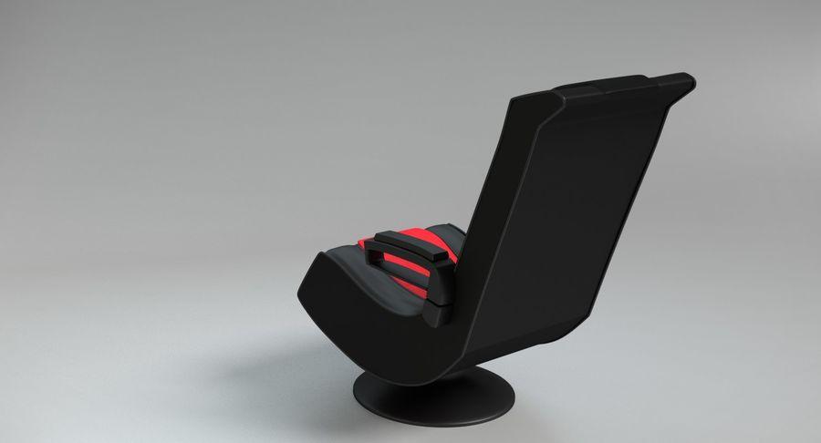 Chaise de jeu royalty-free 3d model - Preview no. 6