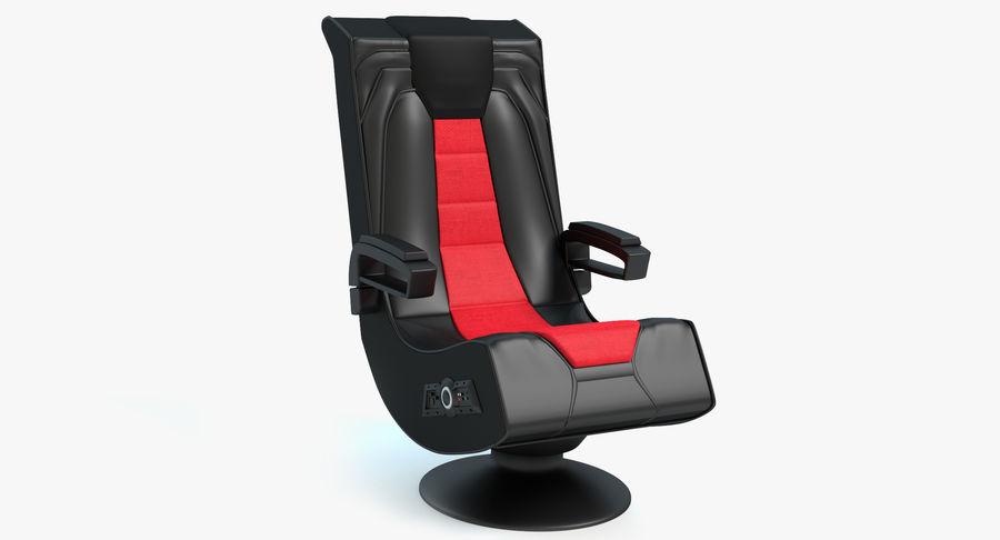 Chaise de jeu royalty-free 3d model - Preview no. 2