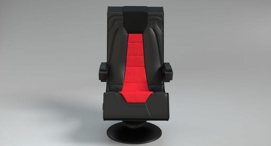 Chaise de jeu royalty-free 3d model - Preview no. 9