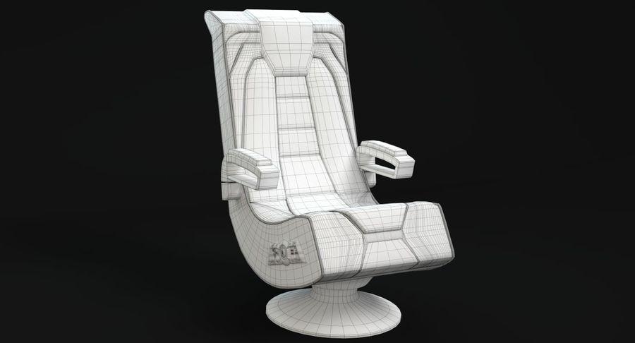 Chaise de jeu royalty-free 3d model - Preview no. 11