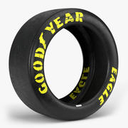 Goodyear Eagle Tire 3d model
