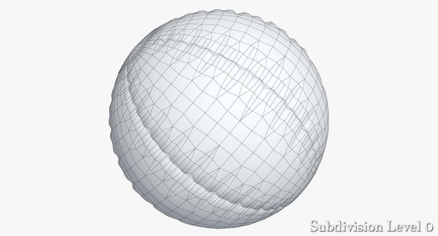 Beach Ball 3 Metalic royalty-free 3d model - Preview no. 10
