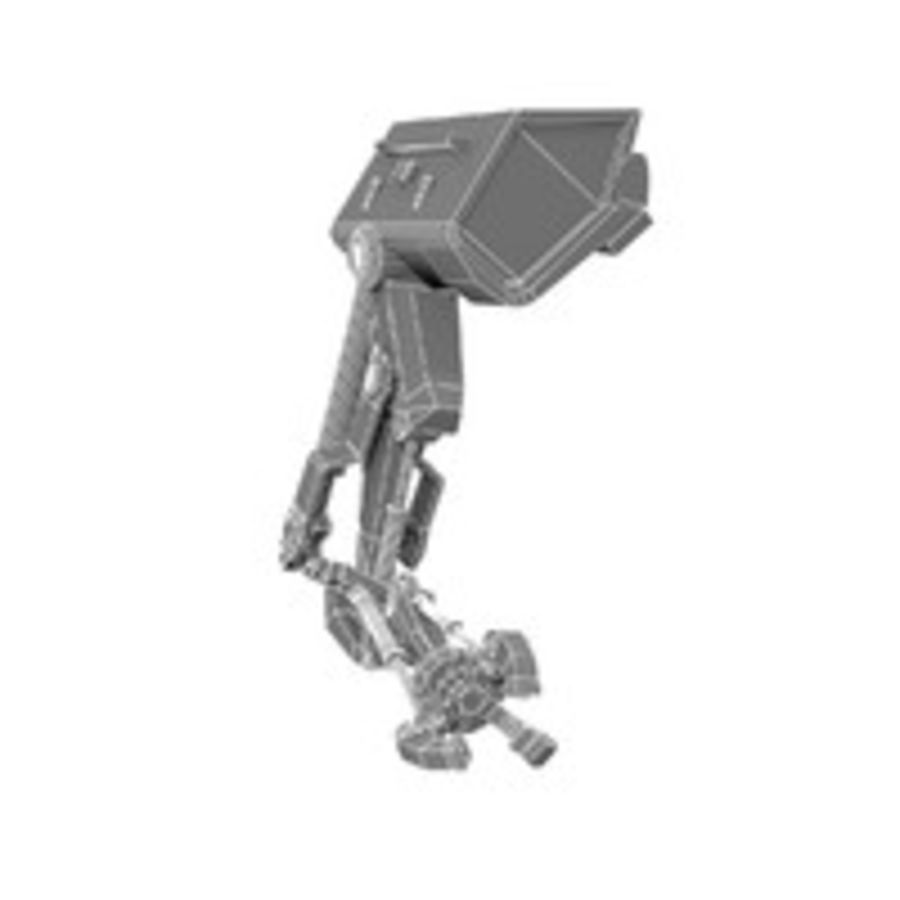 Robot Hand royalty-free 3d model - Preview no. 13