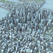 Cidade grande 47 3d model
