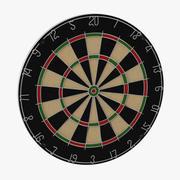 Dartboard 3d model