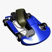 Ir carrito modelo 3d