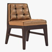 Benjamin Dining Side Chair 3d model