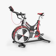 Wattbike Proインドアサイクル 3d model
