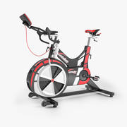 Wattbike Pro Indoor Cycle 3d model