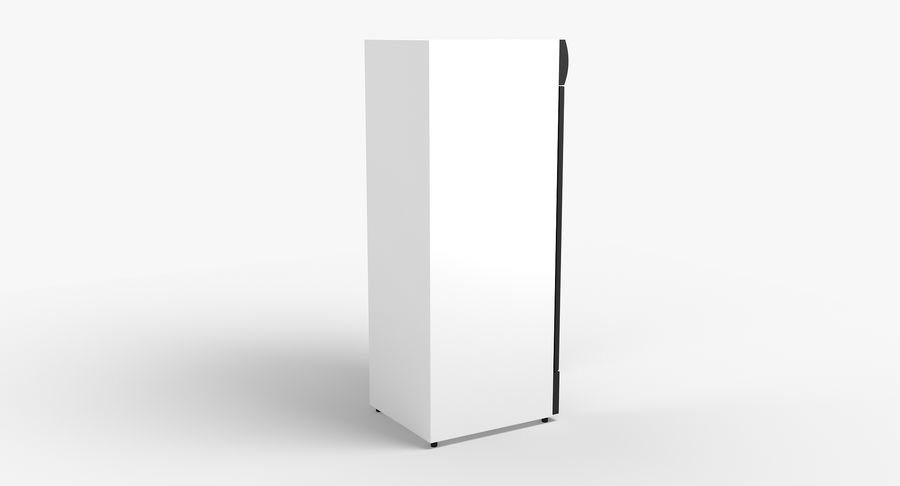 Refrigerator Display royalty-free 3d model - Preview no. 6