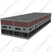 건축 43 3d model