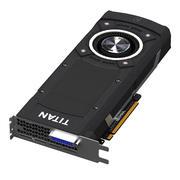 Geforce Titan 3d model