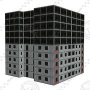 건축 14 3d model