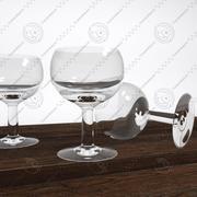 Balloon Glass 3d model