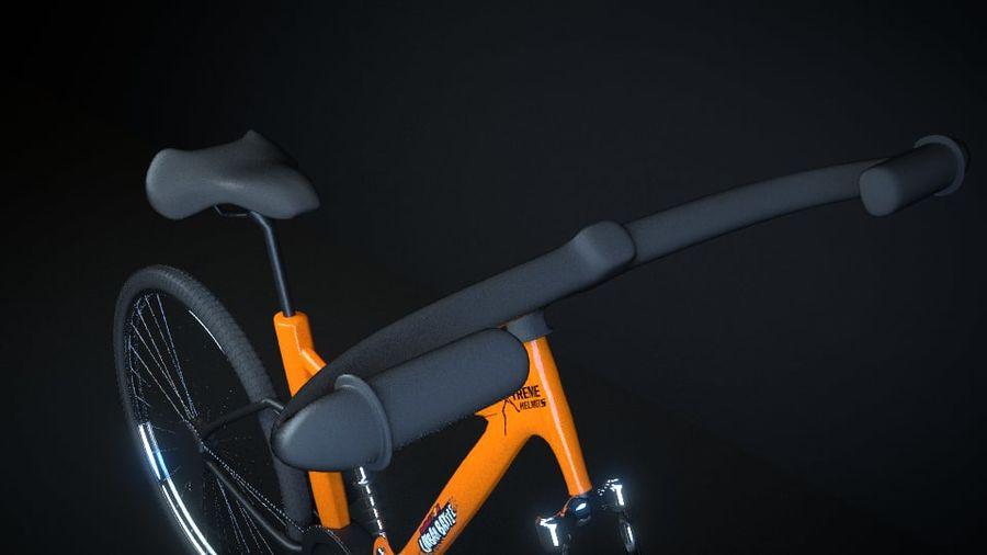 自転車 royalty-free 3d model - Preview no. 5