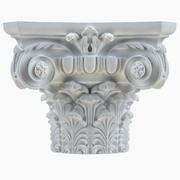 Column Capital 20 3d model