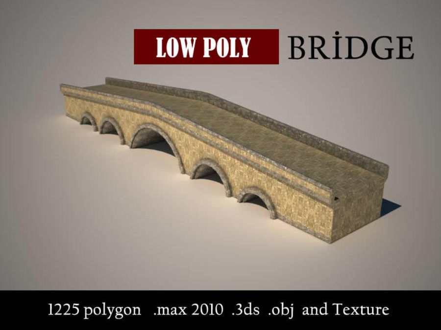 Bro royalty-free 3d model - Preview no. 1