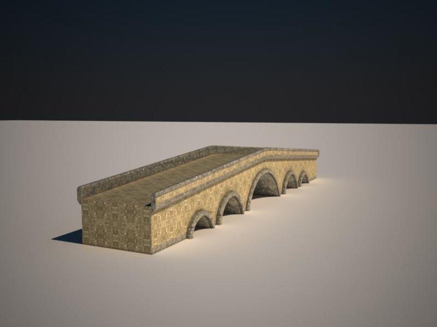 ponte royalty-free 3d model - Preview no. 4