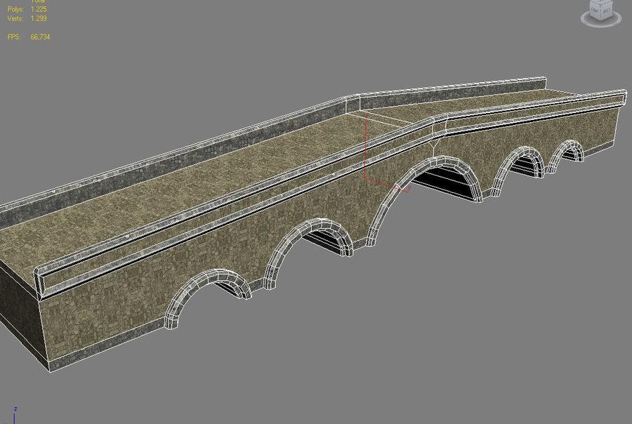 ponte royalty-free 3d model - Preview no. 10