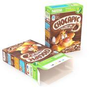 Caja de Cereales - Chocapic modelo 3d