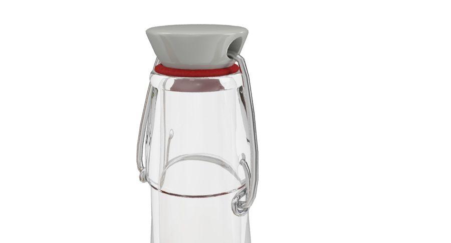 Bottle Oil royalty-free 3d model - Preview no. 6