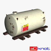 Storage Tank 004 3d model