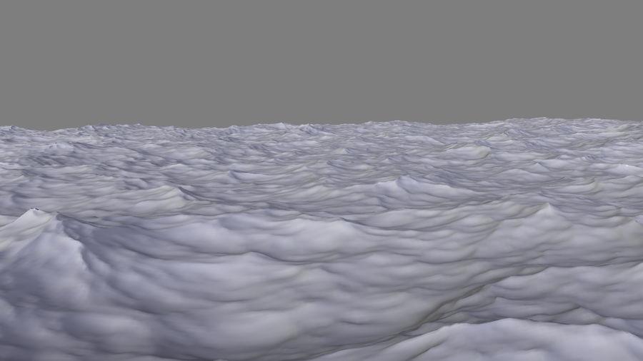 ocean V1 royalty-free 3d model - Preview no. 10