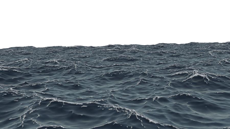 ocean V1 royalty-free 3d model - Preview no. 1