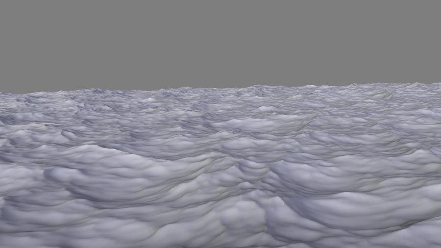 ocean V1 royalty-free 3d model - Preview no. 12