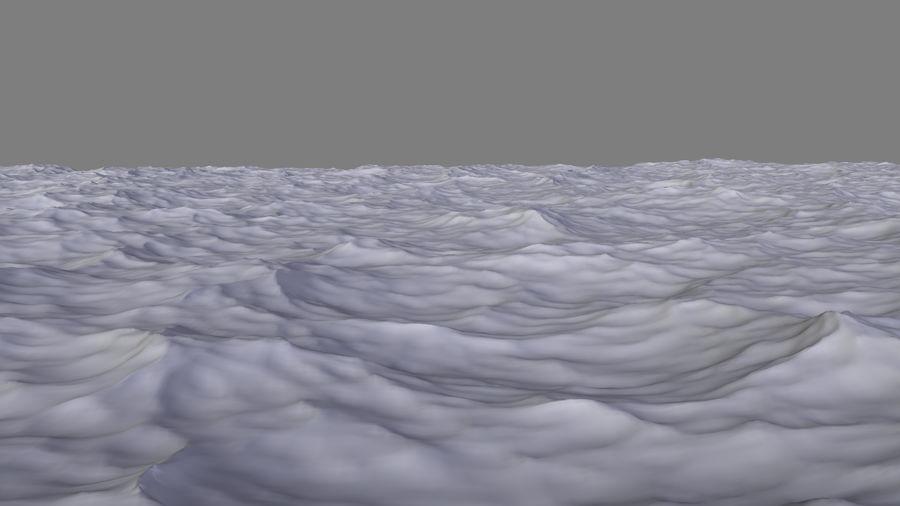 ocean V1 royalty-free 3d model - Preview no. 11