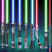 Lightsaber collection 3d model