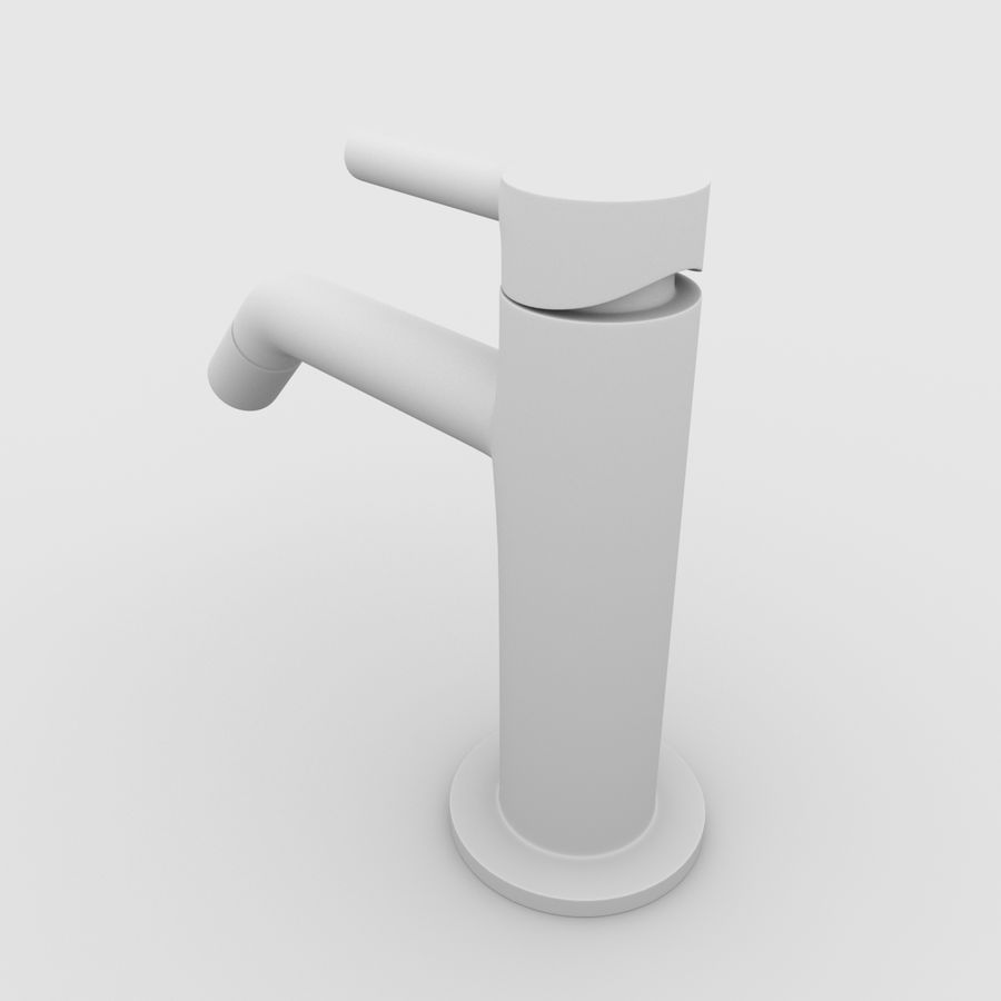 Kran royalty-free 3d model - Preview no. 11