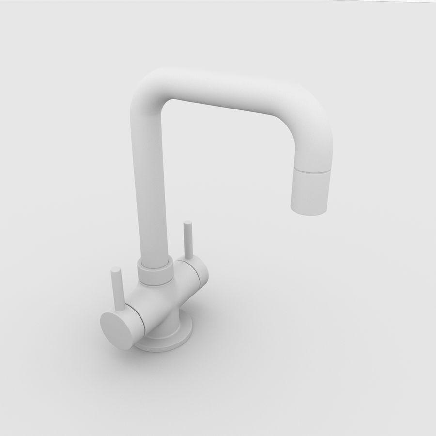 Kran royalty-free 3d model - Preview no. 10