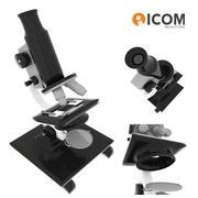 Microscopio 3d model