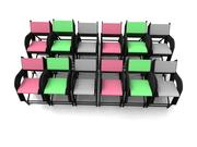 sandalye koleksiyonu 3d modeller 3d model