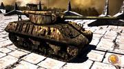 M36杰克逊 3d model