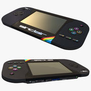 Sinclair Vega + modelo 3d
