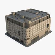 Building A San Francisco 3d model