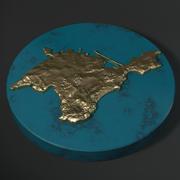 Crimea 3d model