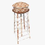水塔 3d model